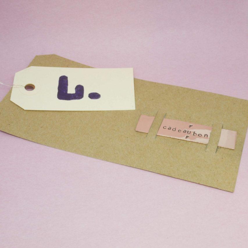 cadeaubon koper (€20)
